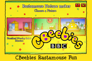 CBeebies Rastamouse Fun
