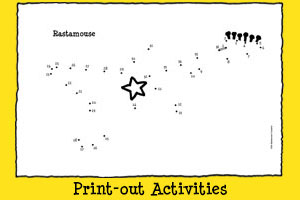 Rastamouse Play Print-out Activities Icon