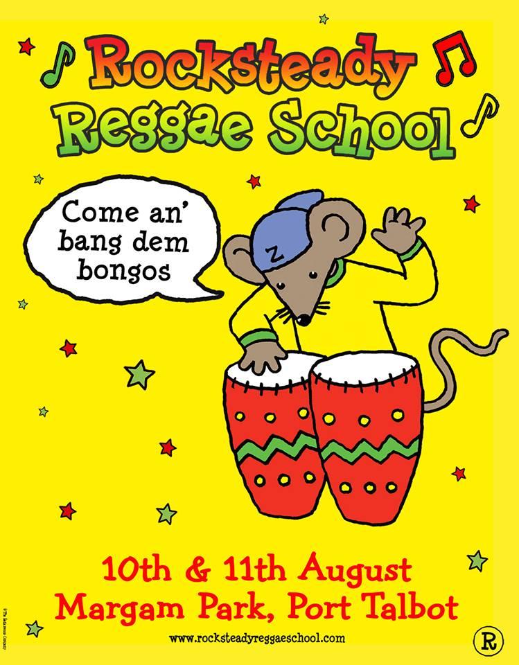 Rocksteady Reggae School -Margam Park, Port Talbot