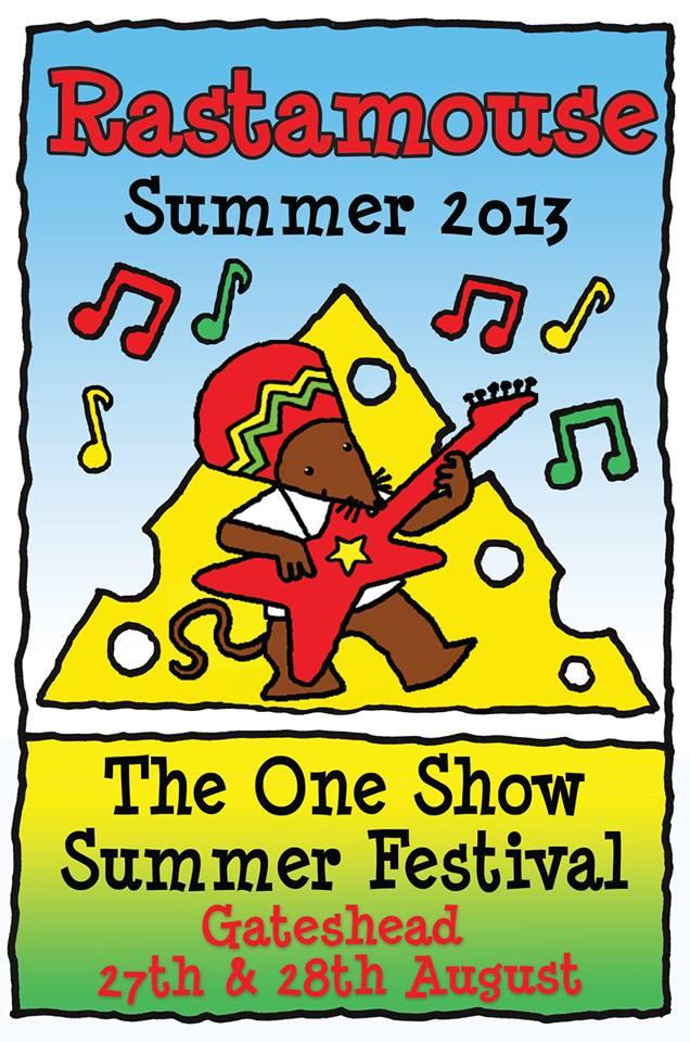 Rocksteady Reggae School - The One Show Summer Festival