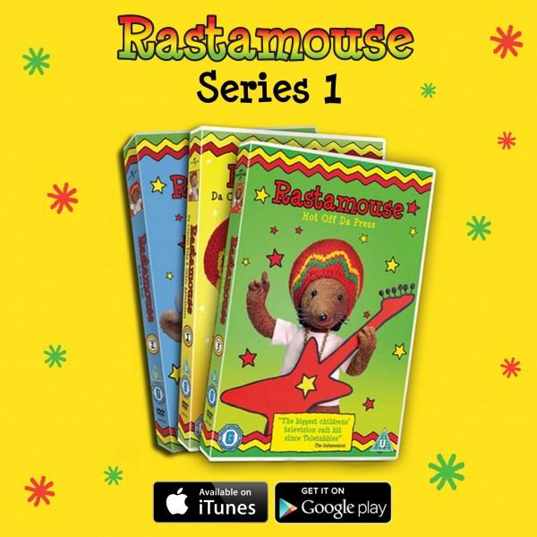 Rastamouse iTunes GooglePlay