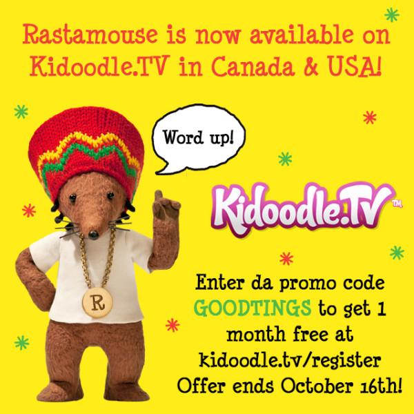 Rastamouse x KidoodleTV