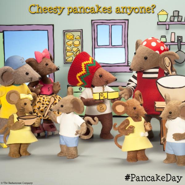 2015 Pancake Day II