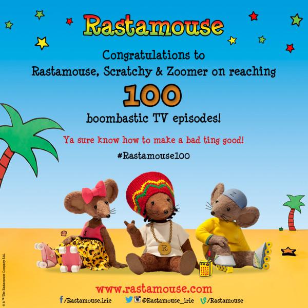 Rastamouse 100 Episodes IG