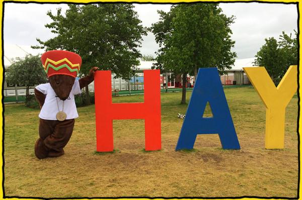 Rastamouse - Hay Festival 15