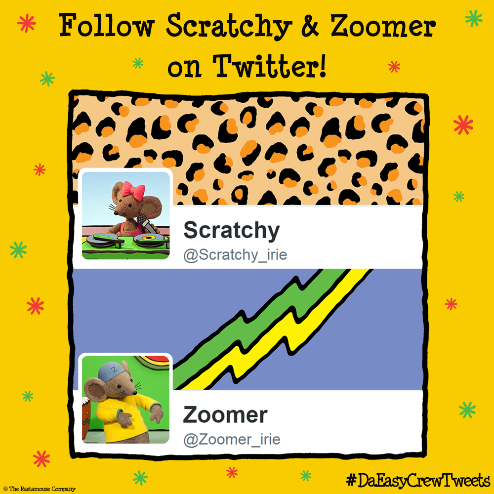 Scratchy & Zoomer Twitter