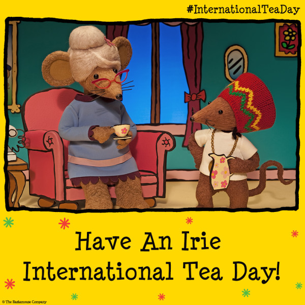 Int. Tea Day