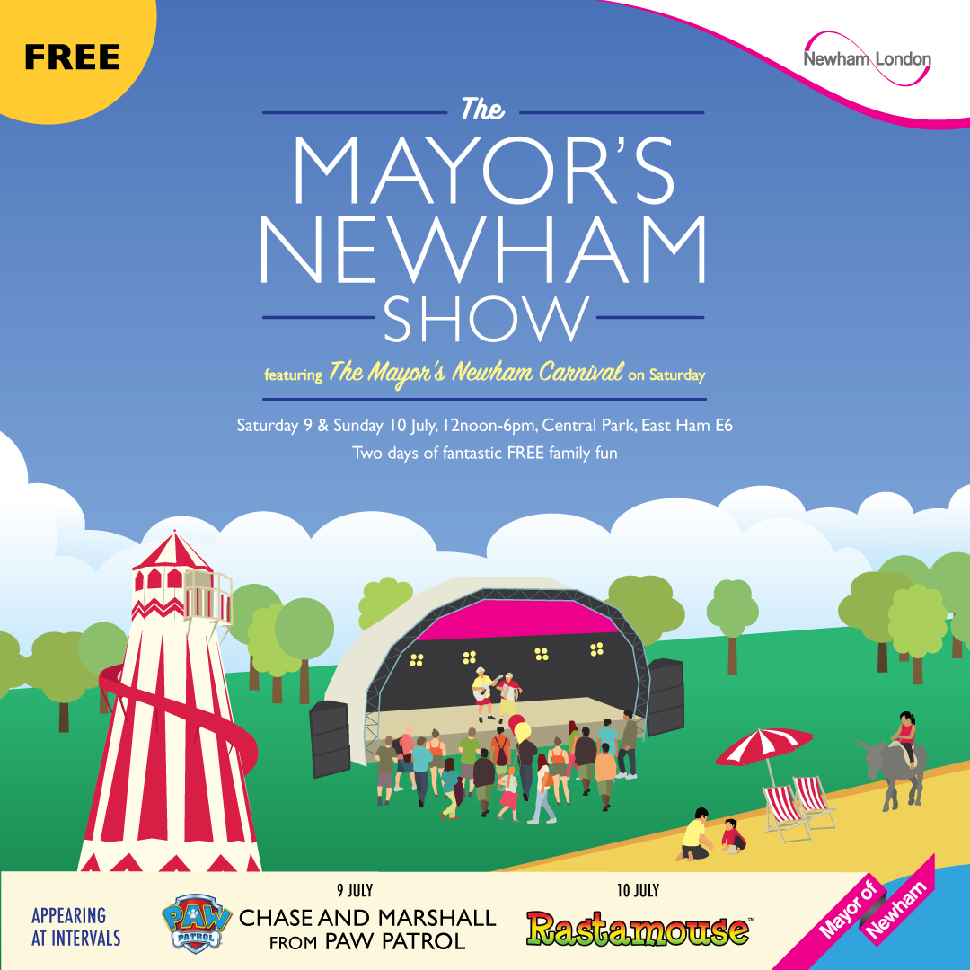 The Mayors Newham Show 2016