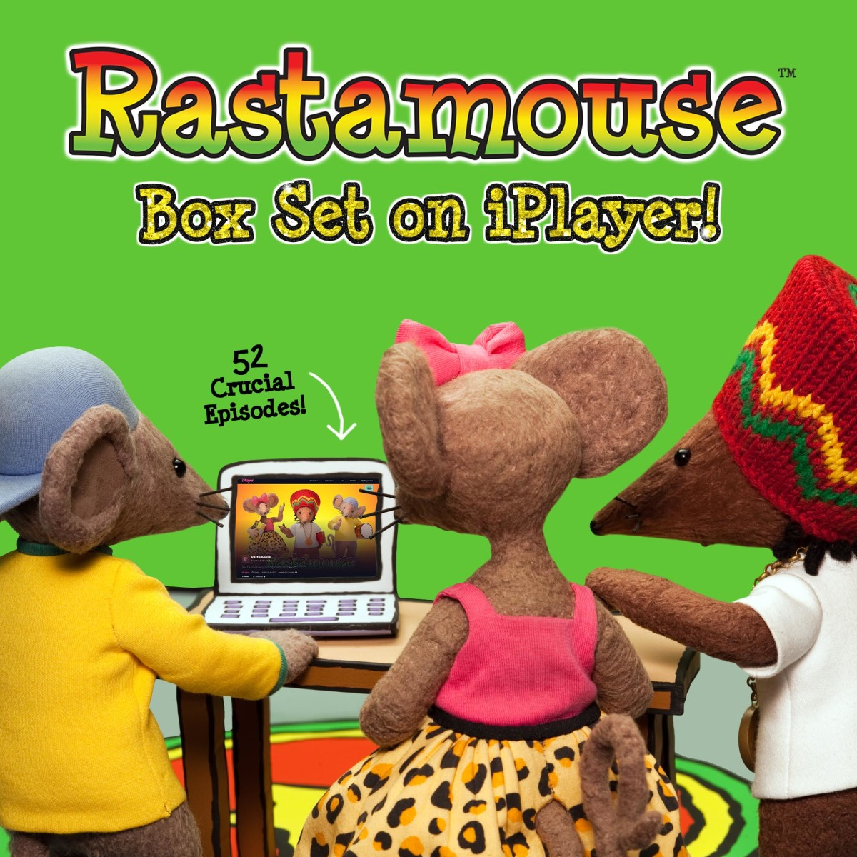Rastamouse Box Set on BBC iPlayer