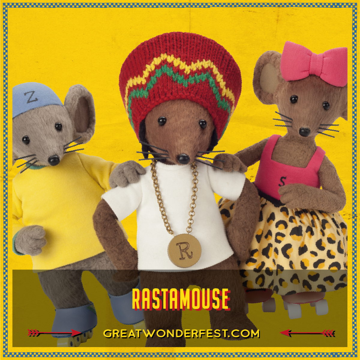 Rastamouse - The Great Wonderfest