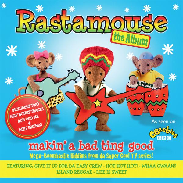 Rastamouse Album 1 Bonus Tracks