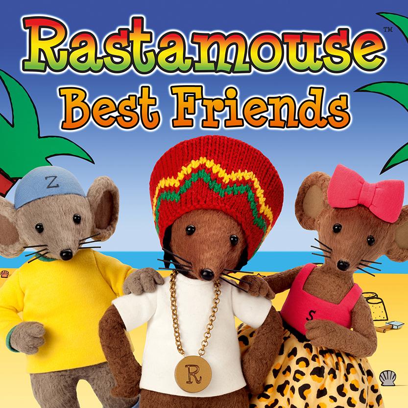 Rastamouse Best Friends Album