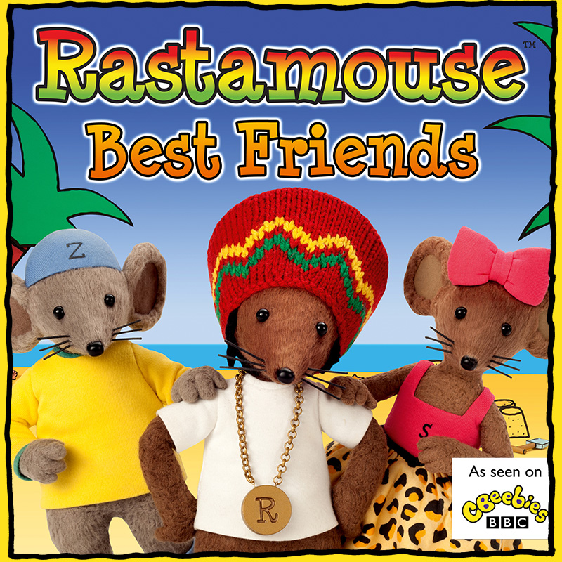 Rastamouse Best Friends (website)